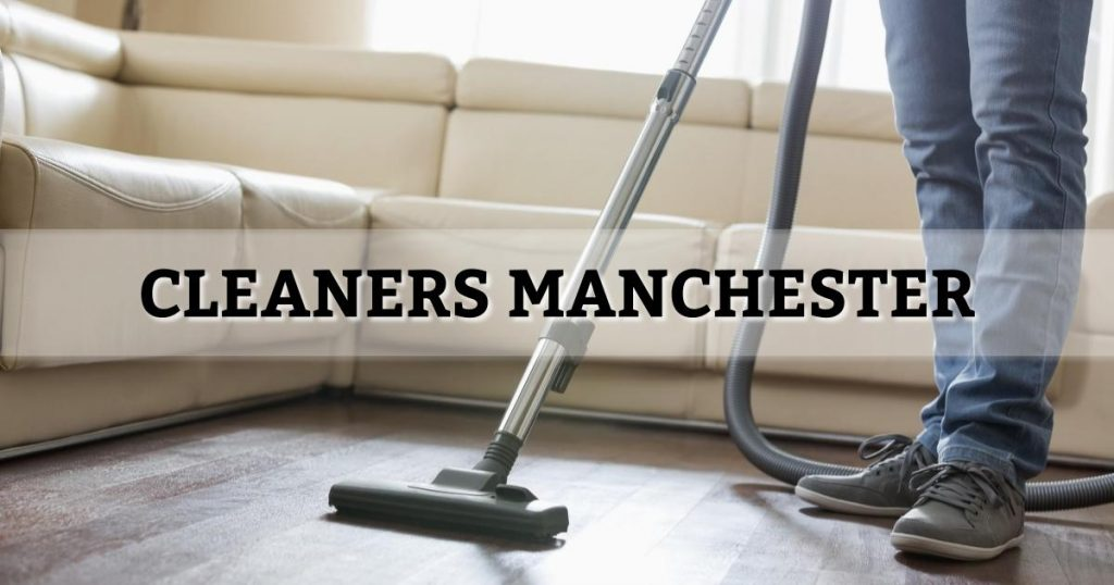 cleaners manchester